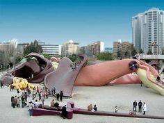 Parque Gulliver Playground