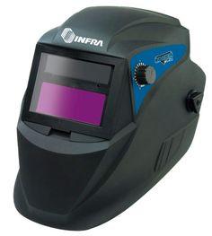 INFRA Careta soldador electrónica Odisea sombra variable 9-13