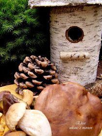 Utkane z marzeń: Dary lasu Stuffed Mushrooms, Vegetables, Crafts, Stuff Mushrooms, Manualidades, Vegetable Recipes, Handmade Crafts, Craft, Arts And Crafts