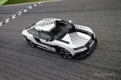 Audi RS7 Piloted Driving Concept (sweet livery)