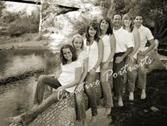 outdoor family pictures ideas - Google Search