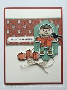 Cookie Cutter Halloween, Ghoulish Grunge, Spooky fun, Teeny Tiny Wishes - SU - Lisa Martz