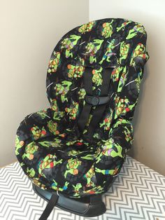A personal favorite from my Etsy shop https://www.etsy.com/listing/281000942/ready-to-ship-toddler-carseat-cover-made