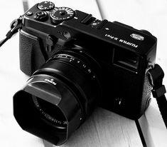 Fujifilm X-Pro1, Foto: Martin Hülle