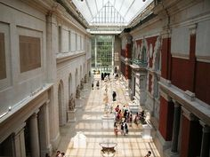 classical string quartet on Friday and Saturday nights, 6-8, at the Metropolitan Museum of Art