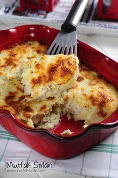 Kerevizli Patates Graten – Mutfak Sırları – Pratik Yemek Tarifleri