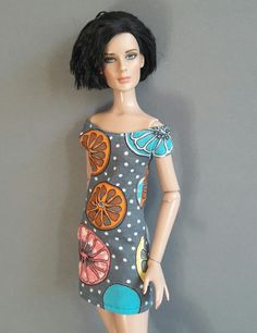 ilovethatdoll mini dress / tunic for Tonner Chic Antoinette Tulabelle Ellowyne | eBay