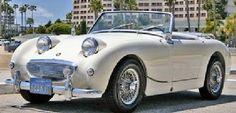 1959 Austin Healy Bug Eye Sprite
