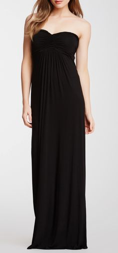Remain Strapless Maxi Dress