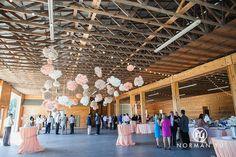 Barn wedding.  The Keeler Property.