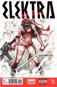 Elektra by Yildiray Cinar *