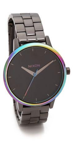 Nixon Kensington Watch | SHOPBOP