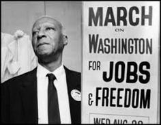 Image result for philip randolph march on washington