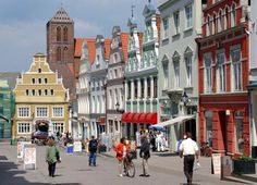 Wismar, Germany Wismar Germany, Before I Die, Baltic Sea, The Good Place, Places To Visit, To Go, Street View, In This Moment, City