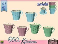 BuffSumm's 1950s Kitchen Cup