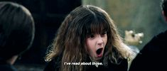 Of course you have........... Oh hermione
