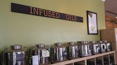 """""""Infused Oils"""" Taken at the Olive Spring, Cedarburg WI (c) Angie Mack Reilly 2013 Infused Oils, Liquor Cabinet, Photos, Color, Spring, Home Decor, Decoration Home, Room Decor, House Bar"""