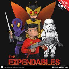 The Expendables: riptapparel.com