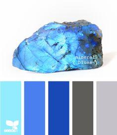 Colors Hues and Tones  design-seeds.com