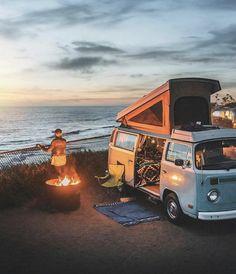 Volkswagen Bus, Vw Camper, Kombi Motorhome, Campervan, Camping Car, Camping Life, Van Life, Wolkswagen Van, Kombi Hippie