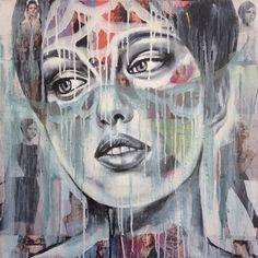Multimedia Art by Melissa Sue Serrano
