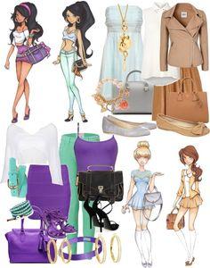 """Disney Fashion2"" by jackaford-bittick ❤ liked on Polyvore"