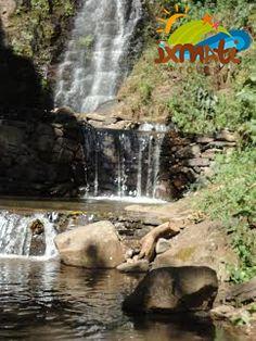 Terminación de Caida de Agua de las Cascadas de Don Juan
