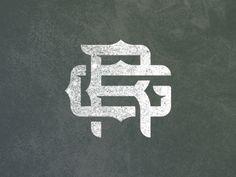 Ricky Gunn Monogram v2