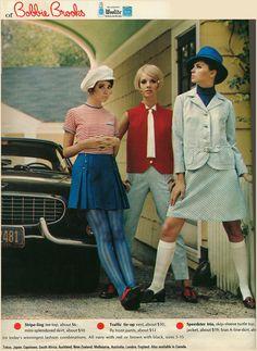 Bobbie Brooks, 60's ad