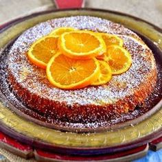 Gluten-Free, Butter less Orange Cake, How to make Gluten-Free, Butter less Orange Cake