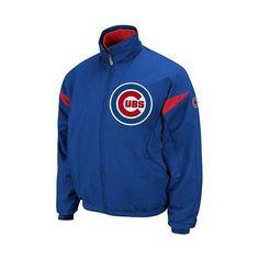 Chicago Cubs Authentic Triple Peak Premier Jacket