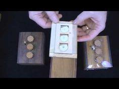 Secret Lock Box Ii Puzzle Box - Can You Open The Box?