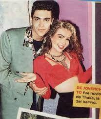 Después, Thalía pasó por los brazos de Jaime Camil - También lo conocía desde hacía mucho tiempo, pero en 1997 terminó su relación.