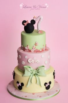 Minnie - Cake by Laura e Virna just cakes