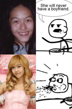 Jessica/SNSD Beautiful. This is why you shouldn't judge people by the way they look.