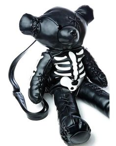Deady Teddy Backpack