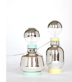 Flask Light | David Derksen Des