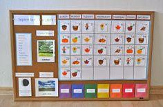 School Calendar Billboard