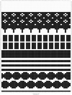 Fair Isle Knitting Patterns, Knitting Charts, Knitting Socks, Textile Patterns, Knit Patterns, Floral Patterns, Japanese Patterns, How To Purl Knit, Marimekko
