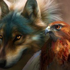 Картинки по запросу волк арт