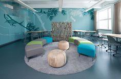 Lintulammen koulu, Oulu - Isku Interior