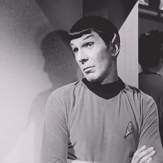 Spock's Oh-Really face.