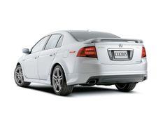 Acura TL! <3 it..just like my moms car!!!
