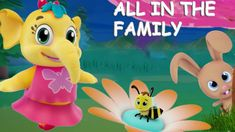 Emmie - All In The Family Kid Videos |Nursery Rhymes Collection & Kids Songs |Animal Song |Babytoonz  #family #familysongs #kidsVideosForKIds #emmie #emmiesongs #songsForgirls