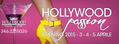 HOLLYWOOD Dance Club > OPENING SEASON 2015 3-4-5 Aprile > RSVP ITALY 346.2255026 #StaffRosso #ItalyPresente  https://www.facebook.com/events/1421753364786339/