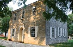 #Corydon Capitol State Historic Site #Indiana