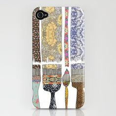 color your life iPhone & iPod Case by Bianca Green Iphone Skins, Iphone 4s, New Iphone, Cool Iphone Cases, Ipod Cases, Cell Phone Covers, Cover Iphone, Gadgets And Gizmos, Iphone Accessories