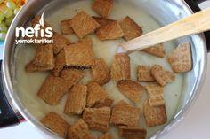 Meyve Dilim Muhallebi – Nefis Yemek Tarifleri Cereal, Cheese, Breakfast, Desserts, Food, Morning Coffee, Tailgate Desserts, Deserts, Essen