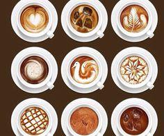 coffee art is the best kind of art