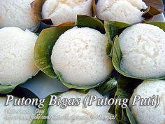 Putong Bigas (Putong Puti) | Kawaling Pinoy Tasty Recipes